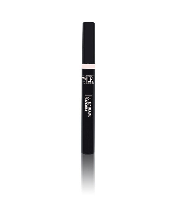 Perfect Silk Lashes Curly Black Mascara